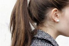 How To Make A Pretect Ponytail Hair Ideas