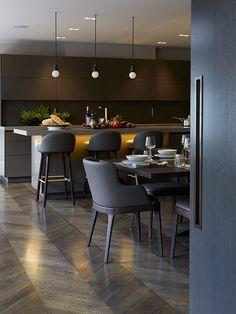 Luxurious architectural interior design in London