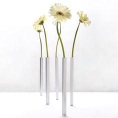 Mach dein Haus fit für den Frühling:  Magnetisches Vasenset - Geschenke von Geschenkidee