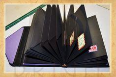 Handmade book / bookbinding - Album of Letters - Handbound book - Handbound Journal