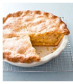 Print Cook's Country's Apple Pie with Cheddar Cheese Crust recipe on CHEFS Mix Blog at CHEFScatalog.com