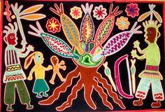 aztec Corn Dance | Chicomectl tikomekoat seven snakes, was a. Zapotec of mexico…