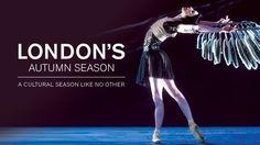 London's Autumn Season 2015 – a cultural season like no other