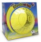 Super Pet Mega Run-About Exercise Ball, 13-Inch Rainbow, Colors Vary