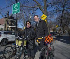 MONTRÉAL, le 15 avril 2016 /CNW Telbec/ - Le responsable des dossiers vélo au sein de l'Administration...