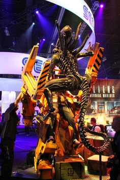 Alien: Colonial Marines #E3