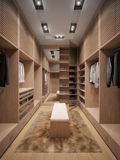 Explore the best of luxury closet design in a selection curated by Boca do Lobo to inspire interior designers looking to finish their projects. Discover unique walk-in closet setups by the best furniture makers out there Walk In Closet Design, Bedroom Closet Design, Master Bedroom Closet, Closet Designs, Master Bedroom Design, Bedroom Designs, Master Room, Bedroom Closets, Master Bedrooms