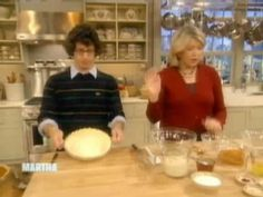 Watch Martha Stewart's Libby Pumpkin Pie, 2 Video. Get more step-by-step instructions and how to's from Martha Stewart.