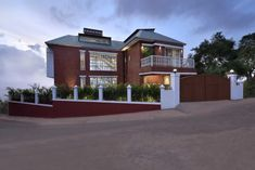 Panchgani Villa | HS Desiigns - The Architects Diary Interior Walls, Villa, Exterior, Architects, House Design, Mansions, House Styles, Home Decor, Decoration Home