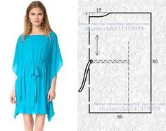 Dress Sewing Patterns, Blouse Patterns, Sewing Patterns Free, Clothing Patterns, Skirt Patterns, Coat Patterns, Kaftan Pattern, Sewing Blouses, Caftan Dress