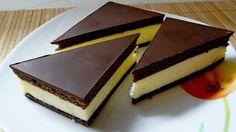 Ez az a csokimáz,amit elrontani sem lehet - Joghurtos torta Hungarian Desserts, Hungarian Recipes, Cookie Recipes, Dessert Recipes, Torte Cake, Czech Recipes, Dessert Drinks, Recipes From Heaven, Cakes And More