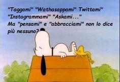 Il blog del Gufo Saggio - Spam poetico ed altro: Snoopata  n 6 - Neologismi