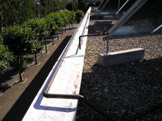 Paneles solares en el tejado
