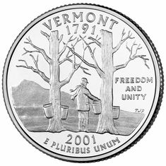 126 best coin coin images 50 states coins united states 1927 Coins Argentina vermont became the state in state quarter features camel s hump mountain sugar maple trees and sap buckets the coin also is inscribed with the states