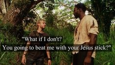 quotes from lost tv show jesus stick Serie Lost, Lost Love, My Love, Charlie Pace, Lost Quotes, Lost Memes, Lost Tv Show, For Elise, In Another Life
