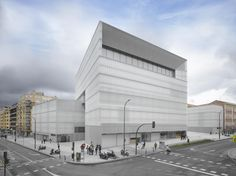 Gallery of Barceló Market, Library and Sports Hall / Nieto Sobejano Arquitectos - 1