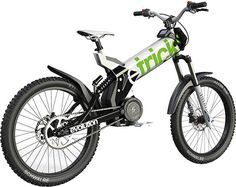 SEV Electric Bike #Etricks