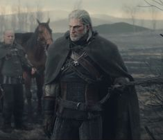 Witcher 3 Geralt of Rivia