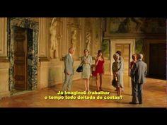 Trailer - Para Roma com Amor (To Rome with Love) próximo filme de Woody Allen.