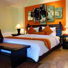 dormitorio matrimonio low cost