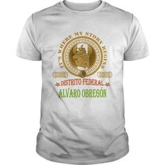Alvaro Obregon Distrito Federal T Shirts, Hoodies. Check Price ==► https://www.sunfrog.com/LifeStyle/Alvaro-Obregon-Distrito-Federal-White-Guys.html?41382