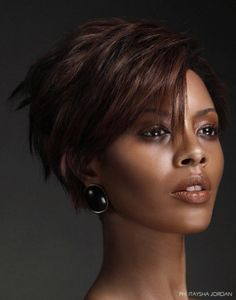 Vanessa Simmons Photographed By Itaysha Jordan Hairdos For Short Hair, Mom Hairstyles, Curly Hair Styles, Natural Hair Styles, Black Hairstyles, Little Girl Haircuts, Girls Short Haircuts, Short Hairstyles For Women, Short Layered Hairstyles