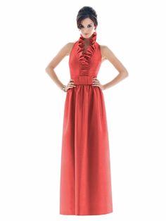 Bridesmaid Dreses / ALFED SUNG BRIDESMAID DRESSES|ALFRED SUNG D 471|ALFRED SUNG BRIDESMAIDS|WEDDING