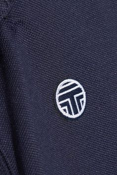 Tory Sport - Coolmax Cotton-blend Piqué Polo Shirt - Navy -