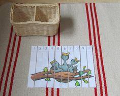 number puzzle  english bird puzzle source:  http://homeschoolcreations.com/files/Bird_Preschool_Pack.pdf