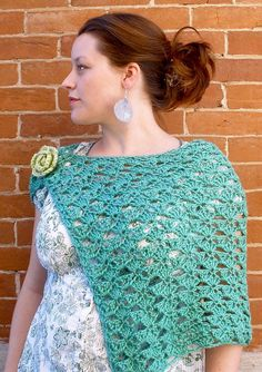 Free pattern for Spring Wrap  by sarahndipities; stunning, thanks so for sharing xox