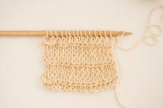 Cómo tejer trenzas horizontales   The Blog