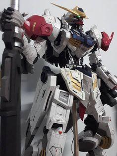 www.pointnet.com.hk - 超大隻!! 1/35 紙模型 Gundam Barbatos Lupus !!