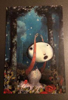 La Luna  by Joe SORREN - Fine Art card - Print - Deal! & Free Shipping! | eBay