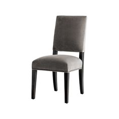 Torino Dining Side Chair in View Otter | Arhaus Furniture