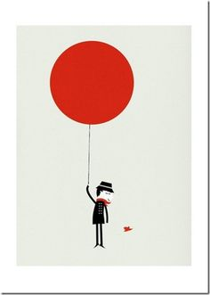 red baloon