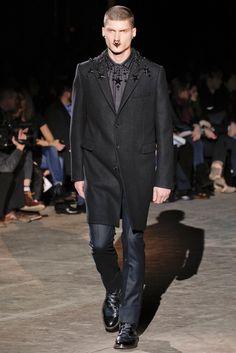 Givenchy Fall 2012 Menswear Collection Photos - Vogue