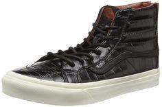 1467c7709a Vans Unisex Sk8-Hi Slim Zip Sneaker     Don t get left