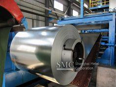 GI Coil - China GI Coil online, GI Coil Supplier,Manufacturer,Factory - Shanghai Metal Corporation