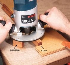 Rout Narrow Stock with Ease - Woodworking Shop - American Woodworker