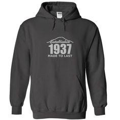 1937 Birthdays V2 IV - #denim shirt #sweater for fall. BEST BUY => https://www.sunfrog.com/Birth-Years/1937-Birthdays-V2-IV-Charcoal-16162011-Hoodie.html?68278