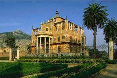 Palazzina Cinese, Palermo, Sicily