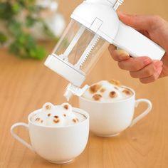 Fancy - 3D Latte Art Maker