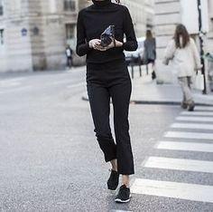 MINIMAL + CLASSIC: Paris street style   vi Garance Dore