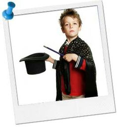 Many children are fascinated with magic, mystery and the art of prestidigitation. Give your child a memorable birthday this year by centering the party's food, invitations, decorations and games around the ancient art of magic and all the fun and wonder that it holds.   Read more : http://www.ehow.com/list_6185480_ideas-children_s-magic-party.html  #magictricks #magicians #magic #entertainer