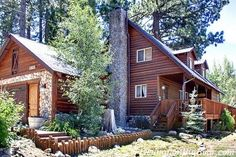 www.DestinationBigBear.com  offers 4 seasons of vacation rentals from budget to luxury escapes.  Pet Friendly cabins available and so much more!  Inquire Today!  Cabin vacation rental in Moonridge from VRBO.com! #vacation #rental #travel #vrbo