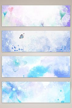 Minimalistic style beautiful watercolor texture e-commerce banner background Youtube Banner Backgrounds, Flower Backgrounds, Web Banner Design, Watercolor Wallpaper, Watercolor Background, Scrapbook Background, Background Banner, Wallpaper Shelves, Journal Stickers
