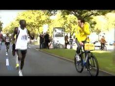 Informe Robinson - Haile Gebrselassie - YouTube Biography, Wayfarer, Mens Sunglasses, Running, Marathon, History, Youtube, Door Prizes, Athlete
