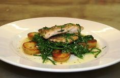 Recipe: Hake with samphire and potatoes - The Journal