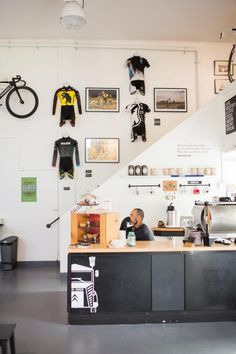 Rapha Cycle Club SF