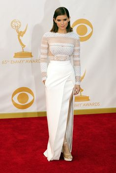On the Red Carpet at the 65th Primetime Emmy Awards - Slideshow - WWD.com